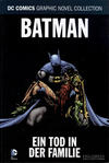 Cover for DC Comics Graphic Novel Collection (Eaglemoss Publications, 2015 series) #14 - Batman - Ein Tod in der Familie
