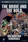 Cover for DC Comics Graphic Novel Collection (Eaglemoss Publications, 2015 series) #16 - The Brave and the Bold - Das Buch des Schicksals