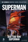 Cover for DC Comics Graphic Novel Collection (Eaglemoss Publications, 2015 series) #18 - Superman - Der Tod von Superman