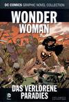 Cover for DC Comics Graphic Novel Collection (Eaglemoss Publications, 2015 series) #21 - Wonder Woman - Das verlorene Paradies