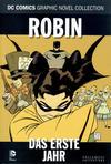 Cover for DC Comics Graphic Novel Collection (Eaglemoss Publications, 2015 series) #22 - Robin - Das erste Jahr
