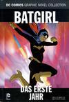 Cover for DC Comics Graphic Novel Collection (Eaglemoss Publications, 2015 series) #33 - Batgirl - Das erste Jahr