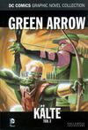 Cover for DC Comics Graphic Novel Collection (Eaglemoss Publications, 2015 series) #38 - Green Arrow - Kälte 2