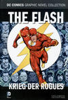 Cover for DC Comics Graphic Novel Collection (Eaglemoss Publications, 2015 series) #39 - The Flash - Krieg der Rogues