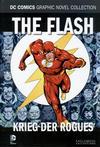 Cover for DC Comics Graphic Novel Collection (Eaglemoss Publications, 2015 series) #39 - The Flash - Krieg der Rogues