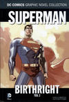 Cover for DC Comics Graphic Novel Collection (Eaglemoss Publications, 2015 series) #41 - Superman - Birthright 2