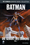 Cover for DC Comics Graphic Novel Collection (Eaglemoss Publications, 2015 series) #42 - Batman - Die Geburt des Dämons 1