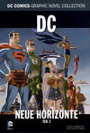 Cover for DC Comics Graphic Novel Collection (Eaglemoss Publications, 2015 series) #48 - DC - Neue Horizonte 2
