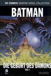 Cover for DC Comics Graphic Novel Collection (Eaglemoss Publications, 2015 series) #43 - Batman - Die Geburt des Dämons 2