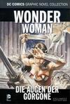 Cover for DC Comics Graphic Novel Collection (Eaglemoss Publications, 2015 series) #44 - Wonder Woman - Die Augen der Gorgone