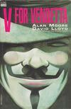 Cover Thumbnail for V for Vendetta (1990 series)  [Fourth Printing]