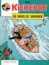 Cover for Kiekeboe (Standaard Uitgeverij, 1990 series) #2 - De duivelse driehoek [Herdruk 1991]