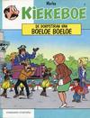 Cover for Kiekeboe (Standaard Uitgeverij, 1990 series) #3 - De dorpstiran van Boeloe Boeloe [Herdruk 1991]