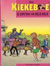 Cover for Kiekeboe (Standaard Uitgeverij, 1990 series) #3 - De dorpstiran van Boeloe Boeloe [Herduk 2002]