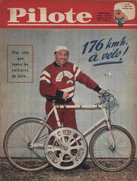 Cover Thumbnail for Pilote (Dargaud, 1960 series) #93