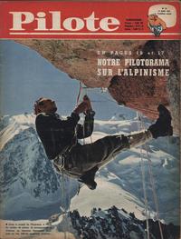 Cover Thumbnail for Pilote (Dargaud, 1960 series) #95