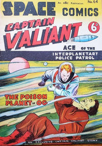 Cover Thumbnail for Space Comics (Arnold Book Company, 1953 series) #64