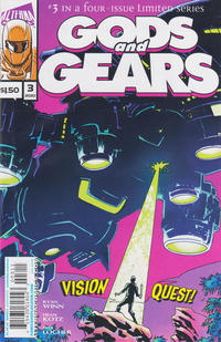 Cover Thumbnail for Gods and Gears (Alterna, 2019 series) #3
