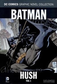 Cover Thumbnail for DC Comics Graphic Novel Collection (Eaglemoss Publications, 2015 series) #1 - Batman - Hush 1