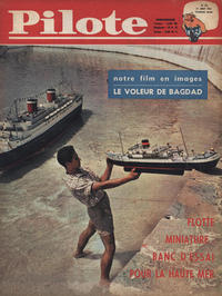Cover Thumbnail for Pilote (Dargaud, 1960 series) #97