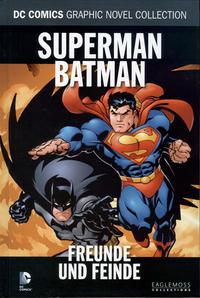 Cover for DC Comics Graphic Novel Collection (Eaglemoss Publications, 2015 series) #5 - Superman / Batman - Freunde und Feinde