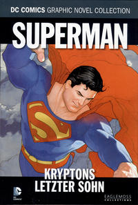Cover Thumbnail for DC Comics Graphic Novel Collection (Eaglemoss Publications, 2015 series) #3 - Superman - Kryptons letzter Sohn
