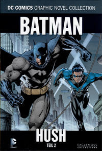 Cover Thumbnail for DC Comics Graphic Novel Collection (Eaglemoss Publications, 2015 series) #2 - Batman - Hush 2