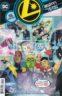 Cover Thumbnail for Legion of Super-Heroes (DC, 2020 series) #5