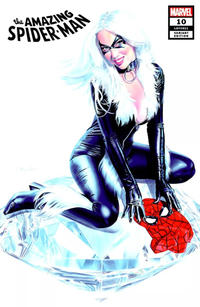 Cover Thumbnail for Amazing Spider-Man (Marvel, 2018 series) #10 (811) [Variant Edition - The Comic Mint Exclusive - Mike Mayhew Cover]