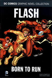 Cover Thumbnail for DC Comics Graphic Novel Collection (Eaglemoss Publications, 2015 series) #12 - Flash - Born to Run