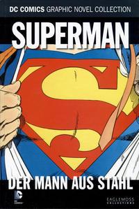 Cover Thumbnail for DC Comics Graphic Novel Collection (Eaglemoss Publications, 2015 series) #13 - Superman - Der Mann aus Stahl