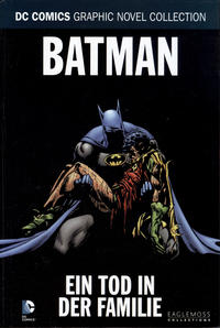 Cover Thumbnail for DC Comics Graphic Novel Collection (Eaglemoss Publications, 2015 series) #14 - Batman - Ein Tod in der Familie
