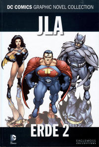 Cover Thumbnail for DC Comics Graphic Novel Collection (Eaglemoss Publications, 2015 series) #17 - JLA - Erde 2
