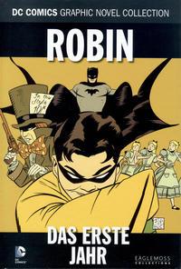 Cover Thumbnail for DC Comics Graphic Novel Collection (Eaglemoss Publications, 2015 series) #22 - Robin - Das erste Jahr