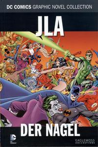 Cover Thumbnail for DC Comics Graphic Novel Collection (Eaglemoss Publications, 2015 series) #26 - JLA - Der Nagel