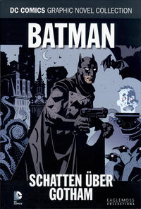 Cover Thumbnail for DC Comics Graphic Novel Collection (Eaglemoss Publications, 2015 series) #27 - Batman - Schatten über Gotham