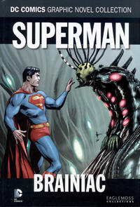 Cover Thumbnail for DC Comics Graphic Novel Collection (Eaglemoss Publications, 2015 series) #28 - Superman - Brainiac