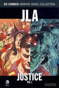 Cover Thumbnail for DC Comics Graphic Novel Collection (Eaglemoss Publications, 2015 series) #30 - JLA - Justice 1