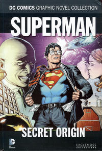 Cover Thumbnail for DC Comics Graphic Novel Collection (Eaglemoss Publications, 2015 series) #32 - Superman - Secret Origin