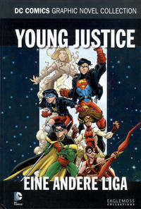Cover Thumbnail for DC Comics Graphic Novel Collection (Eaglemoss Publications, 2015 series) #35 - Young Justice - Eine andere Liga