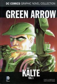 Cover Thumbnail for DC Comics Graphic Novel Collection (Eaglemoss Publications, 2015 series) #37 - Green Arrow - Kälte 1