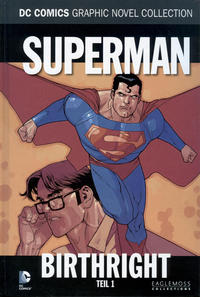 Cover Thumbnail for DC Comics Graphic Novel Collection (Eaglemoss Publications, 2015 series) #40 - Superman - Birthright 1