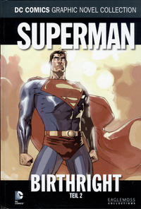 Cover Thumbnail for DC Comics Graphic Novel Collection (Eaglemoss Publications, 2015 series) #41 - Superman - Birthright 2