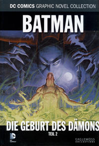 Cover Thumbnail for DC Comics Graphic Novel Collection (Eaglemoss Publications, 2015 series) #43 - Batman - Die Geburt des Dämons 2