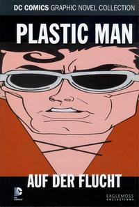 Cover Thumbnail for DC Comics Graphic Novel Collection (Eaglemoss Publications, 2015 series) #45 - Plastic Man - Auf der Flucht