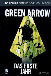 Cover Thumbnail for DC Comics Graphic Novel Collection (Eaglemoss Publications, 2015 series) #46 - Green Arrow - Das erste Jahr