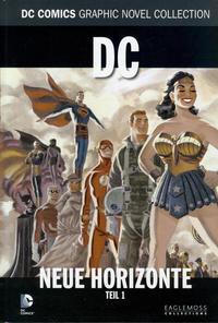 Cover Thumbnail for DC Comics Graphic Novel Collection (Eaglemoss Publications, 2015 series) #47 - DC - Neue Horizonte 1