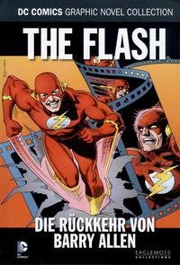 Cover Thumbnail for DC Comics Graphic Novel Collection (Eaglemoss Publications, 2015 series) #49 - The Flash - Die Rückkehr von Barry Allen