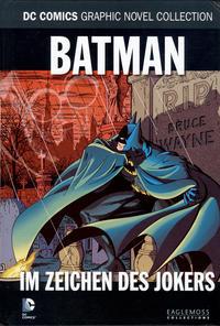Cover Thumbnail for DC Comics Graphic Novel Collection (Eaglemoss Publications, 2015 series) #34 - Batman - Im Zeichen des Jokers