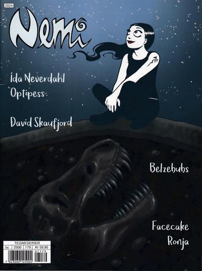 Cover for Nemi (Gyldendal Norsk Forlag, 2018 series) #179